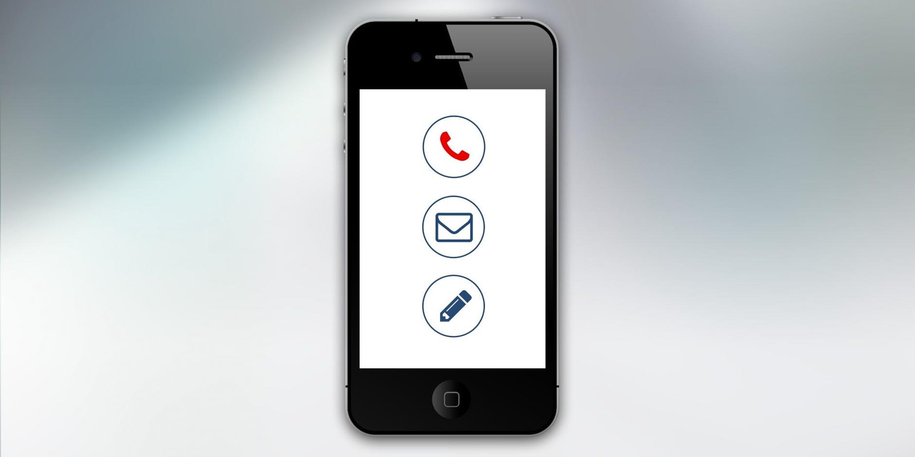 cellphone cellular communication connection